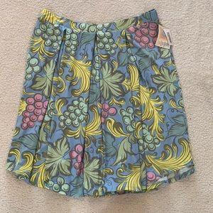 LuLaRoe Madison Pleated Skirt  NEW  Size 3X